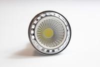 Super Brightness LED Spotlight 5W COB Bulb LED 85-265V AC Warm White/Natural White/Cool White 1pcs/lot Free Shipping