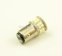 100pcs/lot Free shipping car led s25 ba15s 1156 bay15d 1157 50 led smd 50smd light bulb lamp WHITE A44