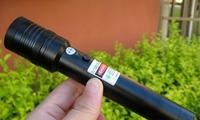 Free Shipping Green Laser Pointer 1000MW 2000MW 5000MW 10000MW 532nm Laser pointer adjustable star burning match