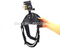 Cheap GoPro Fetch dog Harness Mount  Goprp dog Chest Strap Mount for Gopro 4/3+/3/SJ4000 dog chest strap Accessories GP203A
