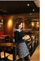 Quality Elegant Lace Dress Office 2014 Bodycon Fashion Women Dress Vintage Desigual Vestidos+Belt Casual Dress
