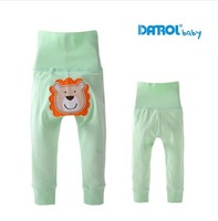 DANROL Baby Cotton Waist Belly Trousers Protect Baby Belly