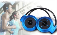 New Hot Selling Wireless Neckband Style Bluetooh Earphone Sport Headphones Stereo Bluetooth Headset for iPhone Android Notebook
