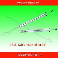 Micro Syringe used in labs 25ul