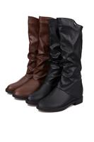 Snow winter womens boots Ault thigh knee high 2014 australia platform female fur boots for women shoes botas altas muje us 4-7