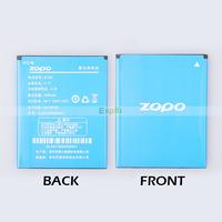 2000mah BT78S Replacement Battery for Zopo C2 Batteries Batterie Bateria Batter Batterij by DHL 100pcs/Lot