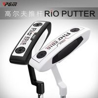 New arrival 2 colors PGM genuine high-grade alloy new men's beginner golf club putter Russia free shipping