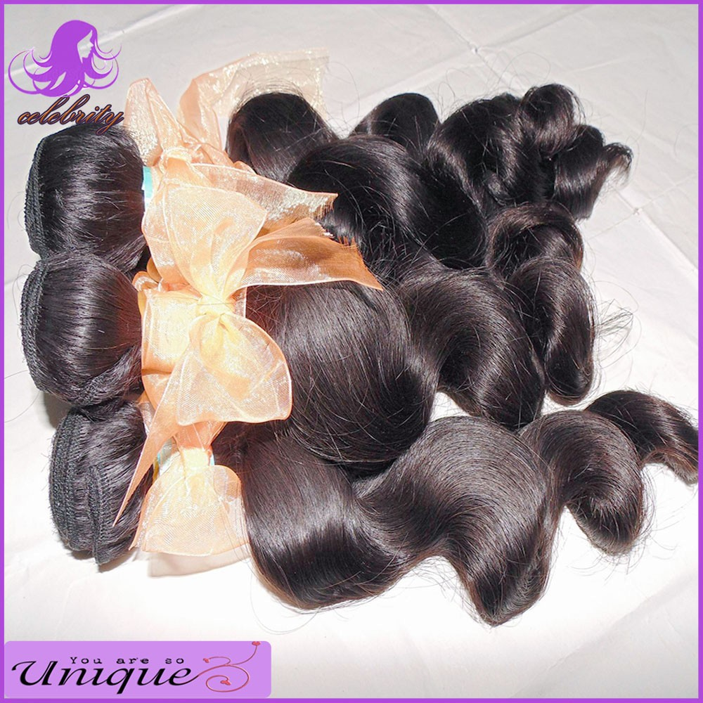 7A best Cambodian hair loose wave spiral curls 4pcs/lot 4 bundles deal NOT Brazilian type,correct link to get the best hair !(China (Mainland))
