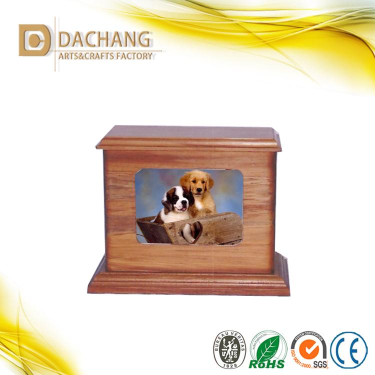 Pet Cremation Urns Wood Pets Cremation Urn on Sale