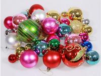 Chrismas Decoration Ball Chrismas Ball Electroplating Colorful Ball Wholesale for Chrismas Parties