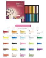 Hot !SIMBALION Taiwan Lions soft pastel colored chalk sticks hair brush 60 toner crayon chalk