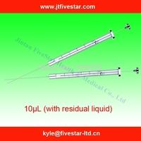 Micro Syringe used in labs 10ul