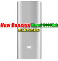 IN Stock 100% Original Xiaomi Power Bank 16000mAh Xiaomi portable battery Doubt Output interface Xiaomi Phone  Andriod phone