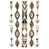 1pc/lot/GT014,Flash Temporary Tatoo/Wristband,finesse,arm/Jewelry,Arrow,strip/waterproof Gold Silver fake tatooing body art/CE