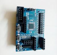 2pcs AVR DEMO Board support wireless module NRF24L01P+ CC1101 SI4432 SI4463 CC2500