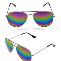 Classic sunglasses women men Photochromic sunglasses sunglasses reflecting color film free shipping