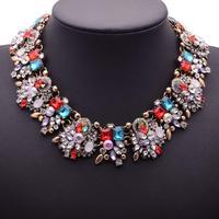 2014 NEW Z design fashion necklace collar bib Necklaces & Pendants statement necklace choker Necklaces for women 2014 8772