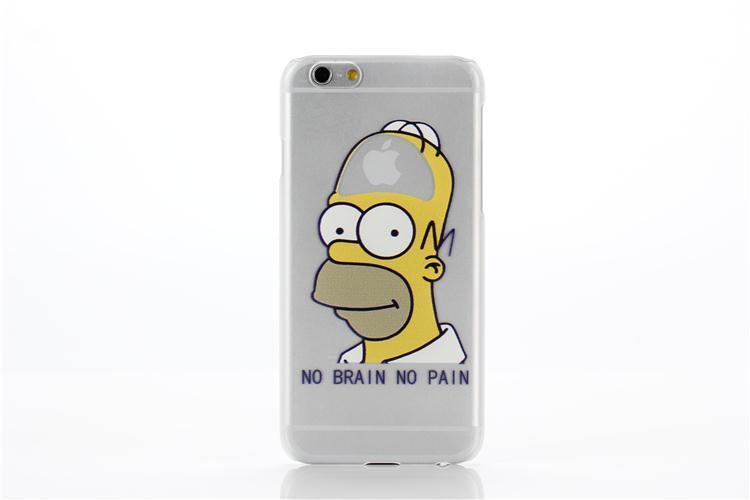 Case Simpsons Iphone 4 Iphone 6 Iphone6 Case 4.7