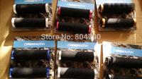 2014 Ultralight Single Locking Bicycle Mountain Bike MTB Straight Cylinder Sponge Handle Sleeve Cycling Handlebar grip 10 colors