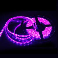 Beautiful Waterproof Purple LED Strip 3528 SMD 300LED 5M Flexible Lamp Light 12V 60LED/M