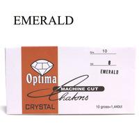 emerald color nail art diamond ss6 rhinestones 2mm diameter glass rhinestones in paper pack nail rhinestone