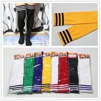 Women Unisex Soccer Baseball Football  Sport Over Knee Ankle Socks Stocking