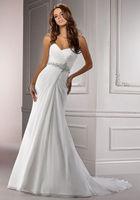 White/Ivory Wedding Dress Bridal Gown Bridesmaid custom size:6 8 10 12 14 16