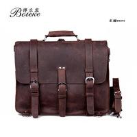 2014 men bags 100% Genuine leather Handmade Leisure Men Bags Ethnic Style cowhide  Single shoulder  Shoulder mens  Handbag