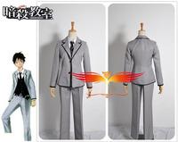 Anime Ansatsu Kyoshitsu Tomohito Sugino Boy's Uniform Cosplay Costume Custom Made Free Shipping