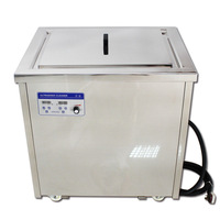 China professional 77L ultrasonic parts cleaner with digital timer&heater