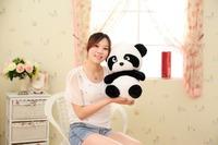 free shipping 50cm lovely Panda plush toy panda doll birthday gift w0768