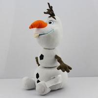 1pcs 35CM 14inch Cartoon Olaf Plush Olaf plush Toys can split 3parts