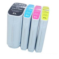 wholesale 4X For H 940 XL Ink Cartridge Set Officejet Pro 8500A Series No Chip free shipping
