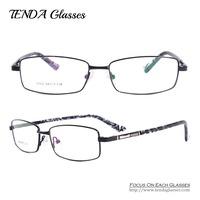 Men Myopia & Reading Eyeglasses Frame Eyewear Prescription Optical Glasses