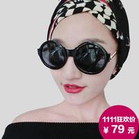 2014 trend fashion sunglasses women's glasses all-match sunglasses vintage mirror
