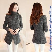 2014 Hot Sales Hot Women Winter Slim Long Sleeve Jacket Coat Outwear Parka Windbreaker