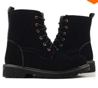 2014 Size 38-45 Winter Men Retro Nubuck Leather Army Boots Young Boys Fashion Motorcycle Boots Snow Boots