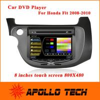CASKA Car DVD Player CA3618G 8 inch screen for H-o-n-da Fit 2008-2010 Radio DVD player Navigation Bluetooth iPod & iPhone player