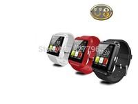 U Watch U8 Smart watch Bluetooth Watch Answer and Dial the Phone Passometer Altitude Meter Burglar Alarm