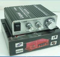 FREE SHIP  LP-2020A+ 2*20W TA2020 Class-T Boat Computer Motorcycle Car HIFI Power Amplifier