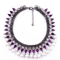 2014 NEW hot sale JC fashion necklace collar bib statement necklace choker Necklaces jewelry for women 2014 8780
