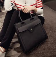 2014 winter new retro messenger bag women shoulder bag big bags female bag briefcase big vintage handbags formal