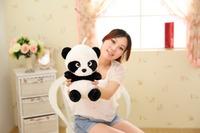 30 cm lovely Panda plush toy panda doll toy gift w0762