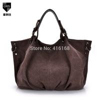 Hot woman canvas bag handbag Messenger Bag  2014 new outdoor leisure travel bag large bag free shipping