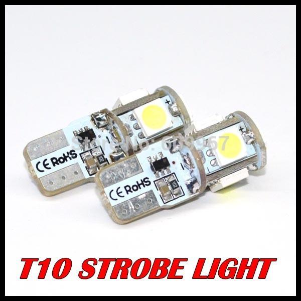 Источник света для авто Oem 10 x T10 /T10 W5W 194 5SMD 5050 5050smd источник света для авто 10 x led t10 w5w 5050 5smd 12v canbus 192 168 194 2825 158