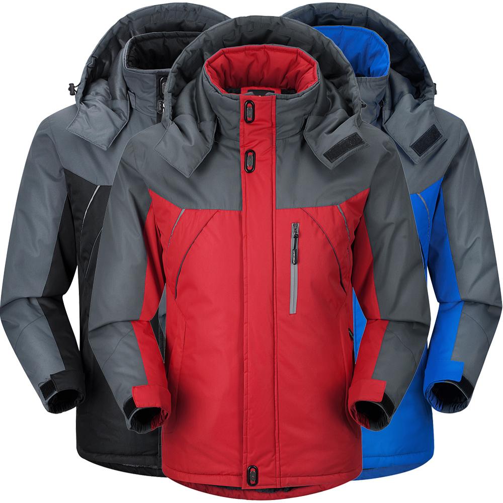 2014 new winter plus velvet thickening warm coat Outdoor sports jacket(China (Mainland))