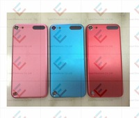 Free Shipping Colored  Spare Parts Battery Cover Back  Rear Panel for iPod touch 5 Replacement    5pcs/lot