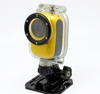 Commando Series HD motion DV MINI 30M waterproof outdoor sports action camera with AP WiFI (European standard plug)