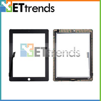 Brand New Touch Screen Digitizer Assembly For iPad 3 Outer Glass Touch Digitizer Panel