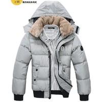 free shipping Hotsale Men Winter Coat Jacket Down Coat Parka Outdoor Wear High Quality Plus Size M-XXXL